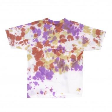 t-shirt man bold heavyweight blotch tie dye tee