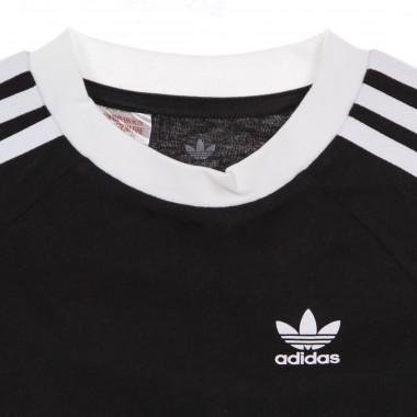 t-shirt kid 3 stripes adicolor tee