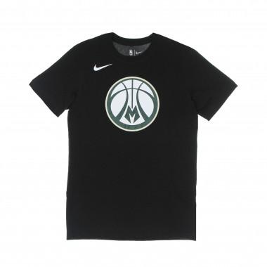 t-shirt man nba dri fit essential logo tee milbuc