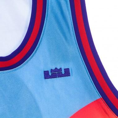 "basketball tank top man dri fit jersey ""tune squad"" lebron x space jam"