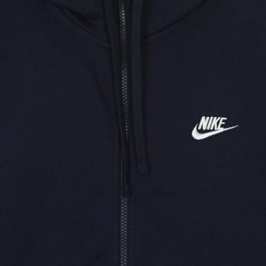 lightweight zip hoodie man sportswear club hoodie full zip french terry