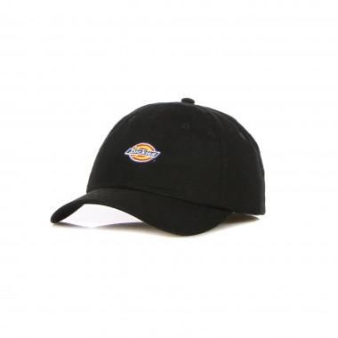 curved visor cap man hardwick 6panel logo cap