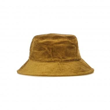 cappello da pescatore uomo corduroy bucket hat s/m
