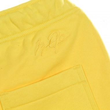 short fleece tracksuit bottoms man essentials fleece short