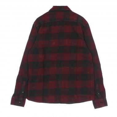 camicia manica lunga uomo new sacramento l/s shirt