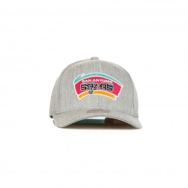 curved visor cap man nba team heather redline classic stretch snapback hardwood classics saaspu