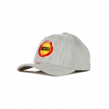 curved visor cap man nba team heather redline classic stretch snapback hardwood classics houroc