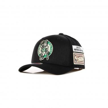 curved visor cap man nba the jockey redline classic stretch snapback hardwood classics 1978-79 boscel
