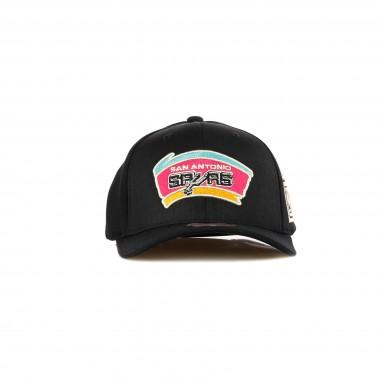 curved visor cap man nba the jockey redline classic stretch snapback hardwood classics 1989-90 saaspu