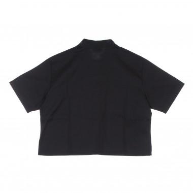 short-sleeved t-shirt lady work shirt w