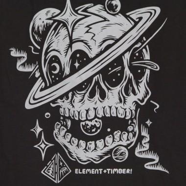 felpa cappuccio uomo elliptical hoodie x timber 7 1/8