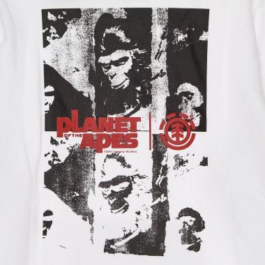 felpa cappuccio uomo pota revival hoodie x planet of the apes 7 1/8