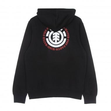 felpa cappuccio uomo seal bp hoodie 7 1/8