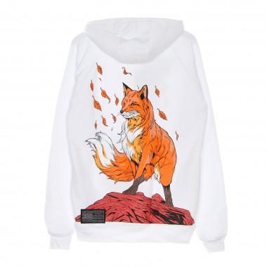 felpa cappuccio uomo volpe hoodie 42