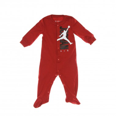 one piece suit kid jumpman air footed coverall
