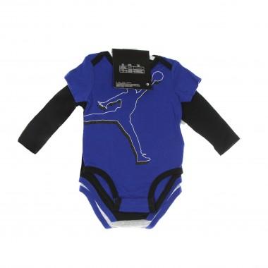 body bambino jumpman mash up 3pk set 7-8A