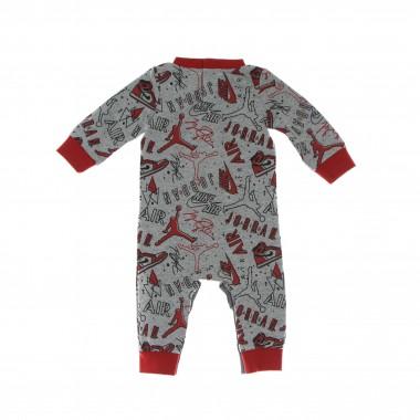 one piece suit kid jordan playground coverall