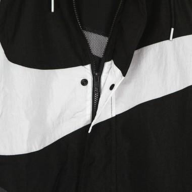 windbreaker man swoosh woven lnd jacket