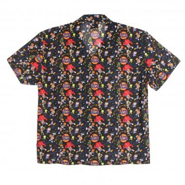 short-sleeved t-shirt man legacy shirt x space jam