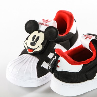low sneaker kid superstar 360 i x disney