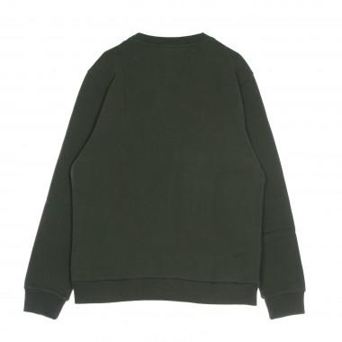 crewneck sweatshirt man fjallraven logo sweater m
