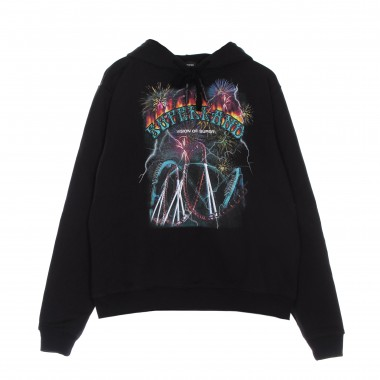 lightweight hoodie man rides print hoodie