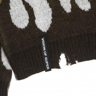 maglione uomo double flames jumper 7-8A