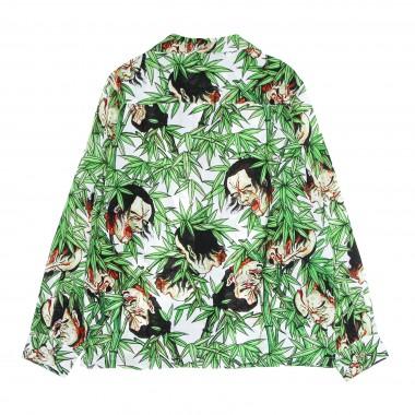 camicia manica lunga uomo bamboo l/s rayon shirt One Size