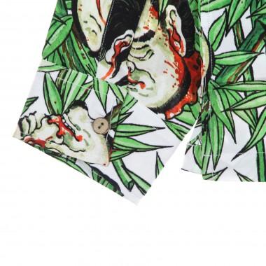 long-sleeved shirt man bamboo l/s rayon shirt