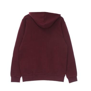 felpa leggera cappuccio uomo classic adicolor trefoil hoodie One Size