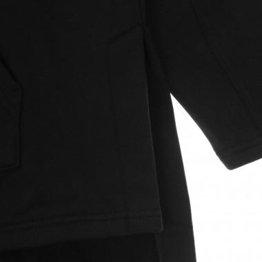 felpa cappuccio donna adicolor fleece hoodie One Size