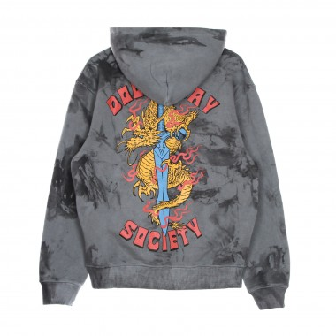 hoodie man dragon hd