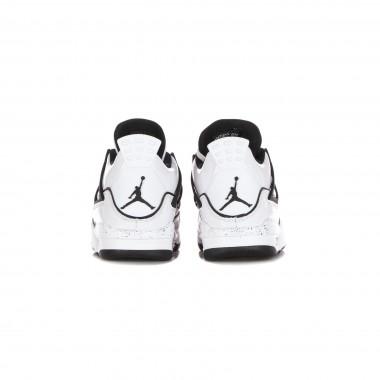scarpa alta bambino air jordan 4 retro se (gs)