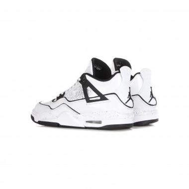 high sneaker kid air jordan 4 retro se (gs)