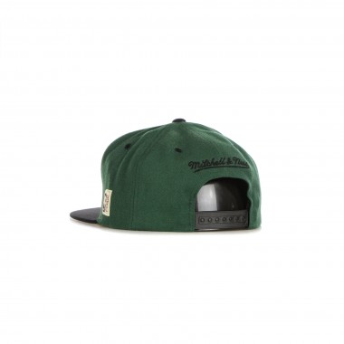 flat visor cap man nba team arch snapback hardwood classics boscel