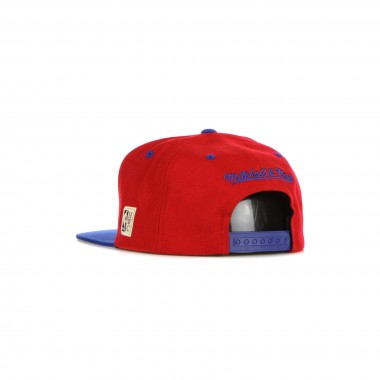 flat visor cap man nba team arch snapback hardwood classics loscli
