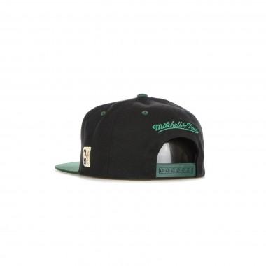flat visor cap man nba team arch snapback hardwood classics milbuc