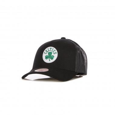 curved visor cap man nba winter trucker boscel