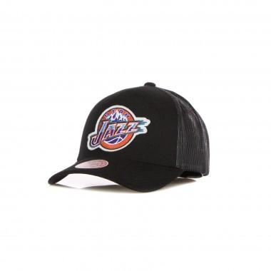 curved visor cap man nba winter trucker hardwood classics utajaz