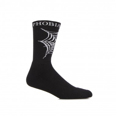 calza media uomo white webcob socks 7-8A