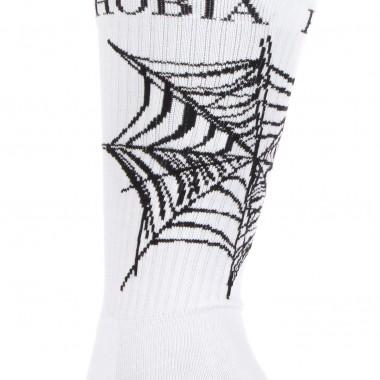 calza media uomo black webcob socks 7-8A