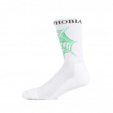calza media uomo green webcob socks 7-8A