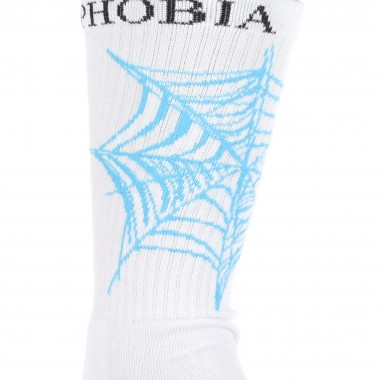 calza media uomo light blue webcob socks 7-8A