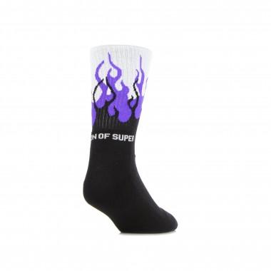 calza media uomo flames socks 7-8A
