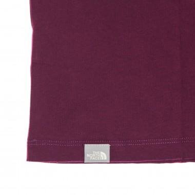 maglietta corta donna cropped simple dome tee M