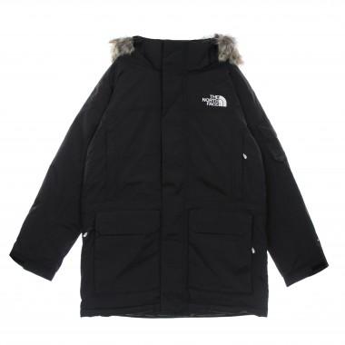 coat man recycled mcmurdo jacket