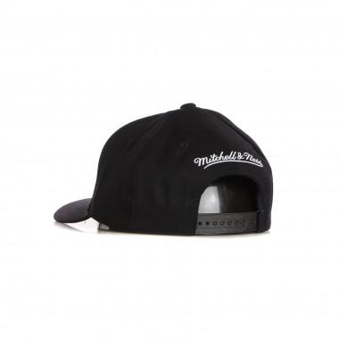 flat visor cap man nba front post stretch snapback loslak