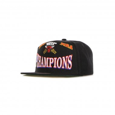 flat visor cap man nba 97 champions snapback hwc chibul