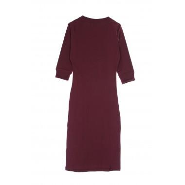 vestito donna 3 stripes adicolor dress One Size