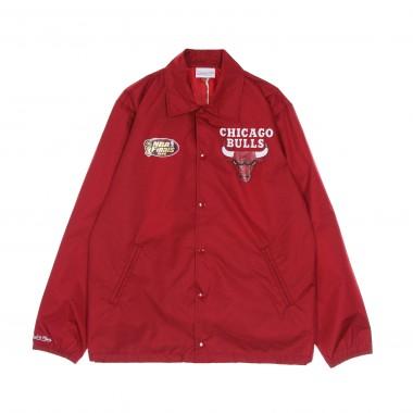 giacca coach jacket uomo nba coaches windbreaker jacket hardwood classics chibul One Size